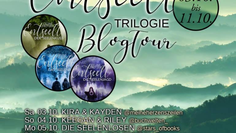 """Blogtour """"Entseelt""""-Trilogie"""